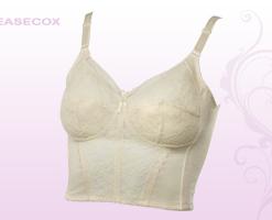 Modeling Undergarment White